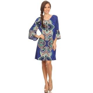 MOA Collection Women's Short Dress