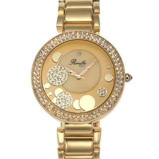 Romilly Women's Sophia Goldtone Mother of Pearl Watch
