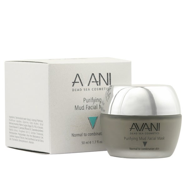 Avani Purifying Mud Facial Mask