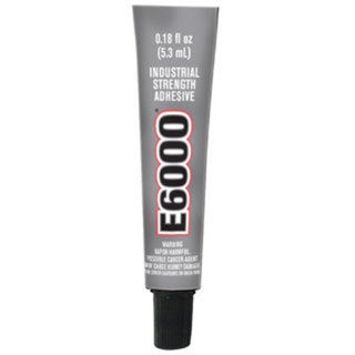 E-6000 ADHESIVE 0.18OZ MV