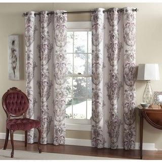Isabella 84-inch Curtain Grommet Panel Pair