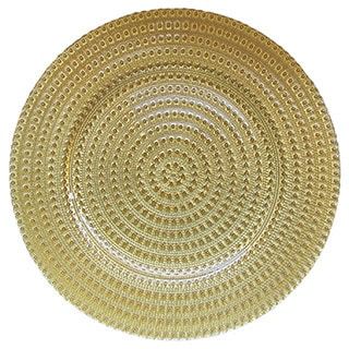 Tripoli Round Charger Plate