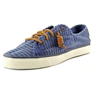 Sperry Top Sider Women's 'Seacoast' Canvas Athletic