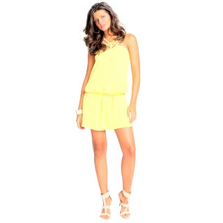 Sara Boo Strappy Cami-Dress