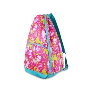 All For Color Aloha Paradise Tennis Backpack
