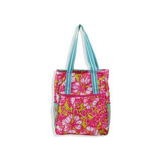 All For Color Aloha Paradise Tennis Shoulder Bag