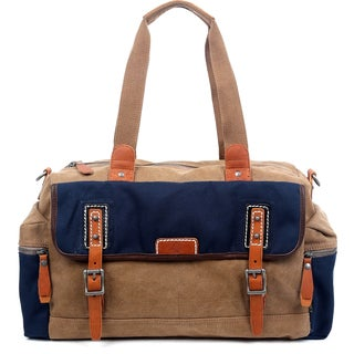 TSD Mountain Wood Duffle Bag