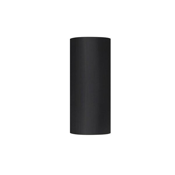 Machine Pallet Wrap Stretch Film Black 20 In 5000 Ft 90 Ga (2 Rolls) FREE Shipping 17652914