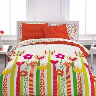 Agata Ruiz Crazy Icons Comforter Set