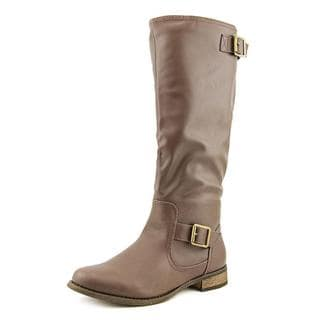 Rampage Women's 'Sharein' Faux Leather Boots