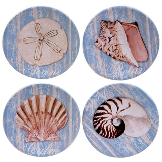 Coastal dinnerware shopping the best for How to make canape shells at home