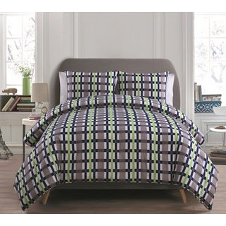 VCNY Elliot 3-piece Comforter Set