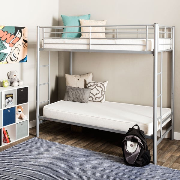 Select Luxury 6 inch Full size Bunk Bed Airflow Double