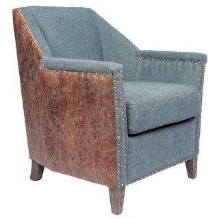 Rustic Occasional Arm Chair