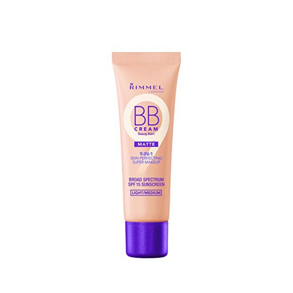 Rimmel Match Perfection BB Cream Light Medium Matte Foundation Matte