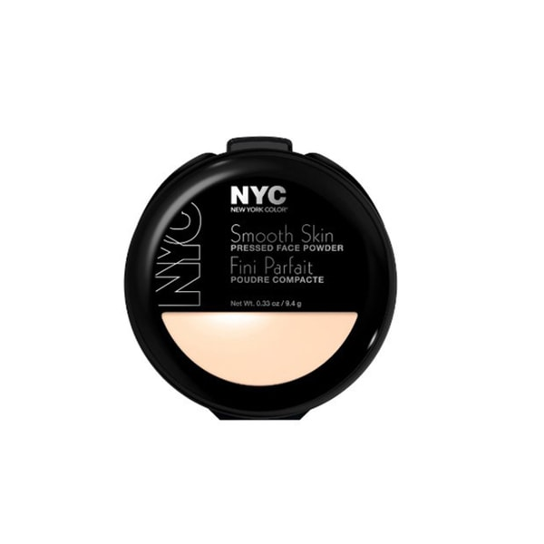N.Y.C. New York Color Smooth Skin Naturally Beige Pressed Face Powder