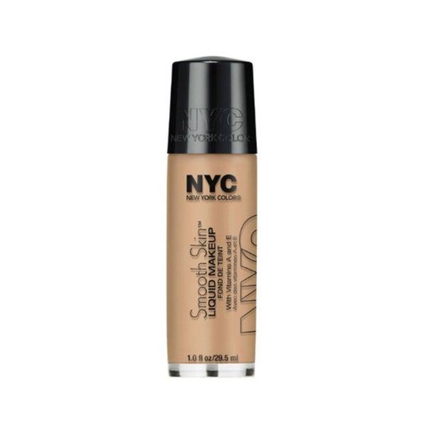 NYC Smooth Skin Liquid Makeup (Assorted Colors)