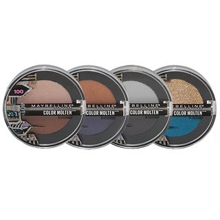 Maybelline New York Eye Studio Limited Edition Color Molten Cream 4-Piece Eye Shadow Set