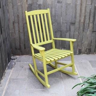 Alston Green Porch Rocker