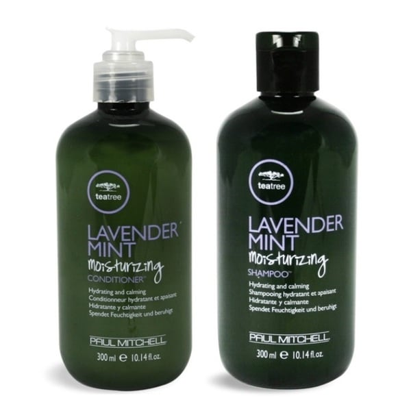 Paul Mitchell Duo Tea Tree Lavender 10 Ounce Shampoo And