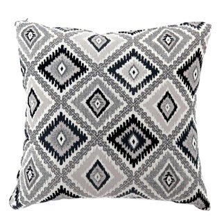 Furniture of America Amar Patterned Throw Pillow (Set of 2)
