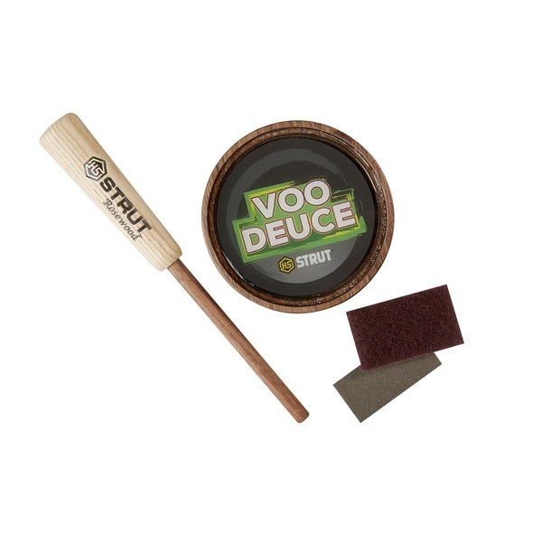 Hunter Specialties Voo Deuce Glass Call