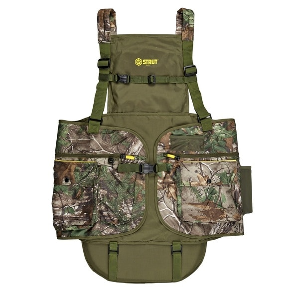 Hunter Specialties Turkey Vest Xtra Green