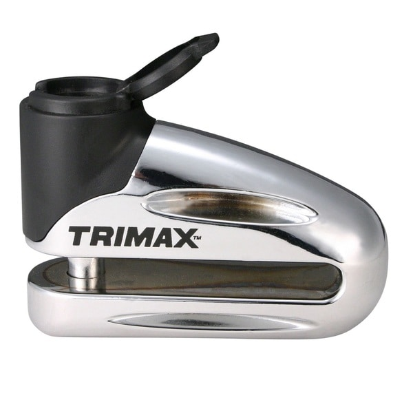 Trimax Hardened Metal Disc Lock 10mm Pin