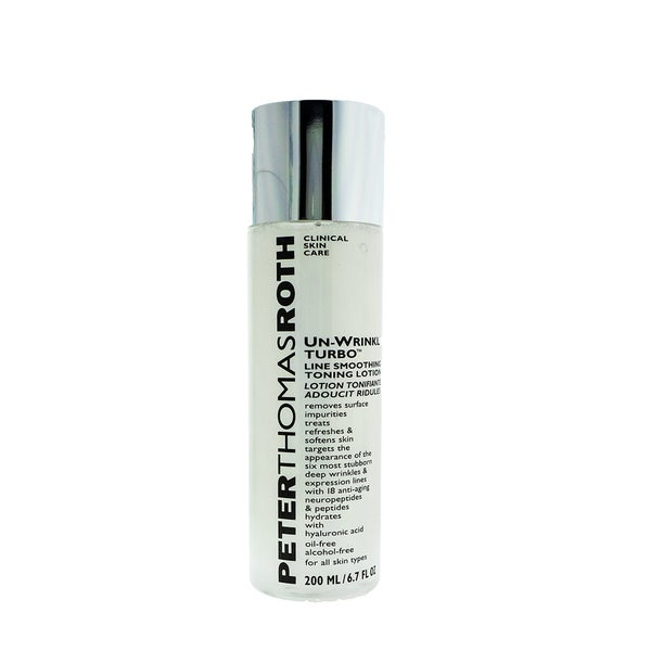 Peter Thomas Roth Un-Wrinkle Turbo Line Smoothing 6-ounce Toning Lotion