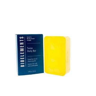 Bioelements Twice Daily Bar with Sponge