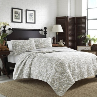 Tommy Bahama Skipper Sound Dune Quilt Set