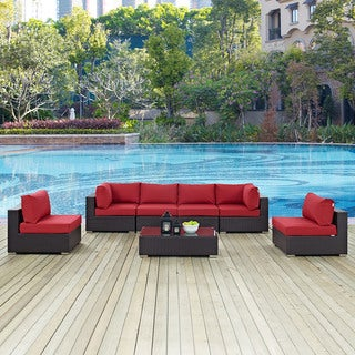 Gather 7-piece Outdoor Patio Sectional Set