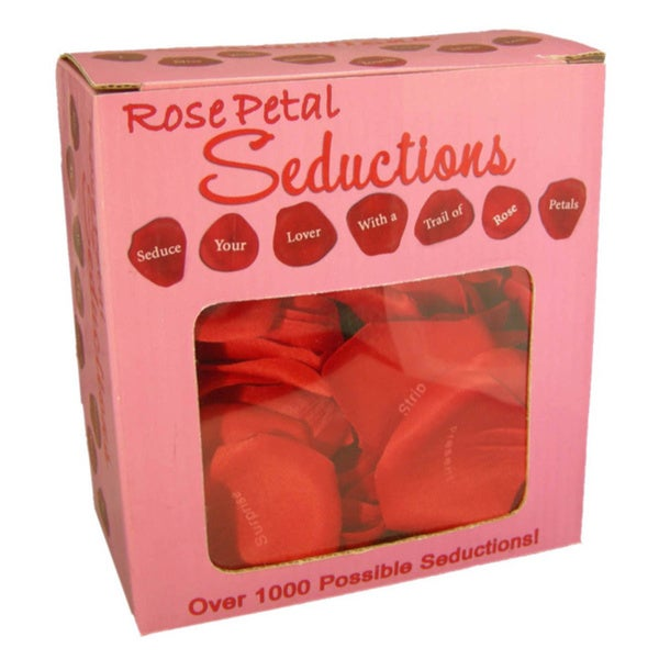 Rose Petal Seductions