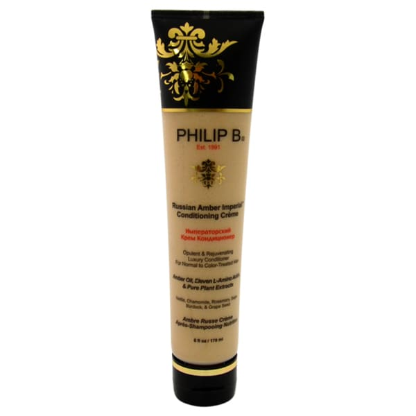 Philip B Russian Amber Imperial 6-ounce Conditioning Crme