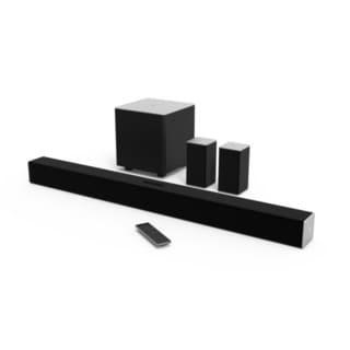 VIZIO 5.1 Sound Bar Speaker - Table Mountable, Wall Mountable - Wirel