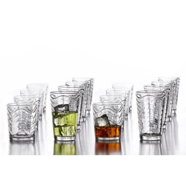 Allure Glasswar (Set of 16) 17661710