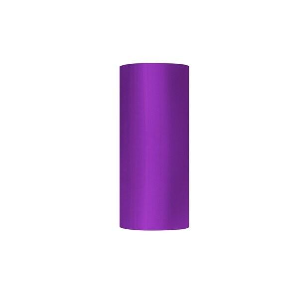 Machine Pallet Wrap Stretch Film Purple 20 In 5000 Ft 80 Ga (2 Rolls) FREE Shipping 17663233