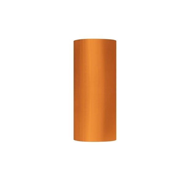 Machine Pallet Wrap Stretch Film Orange 20 In 5000 Ft 80 Ga (2 Rolls) FREE Shipping