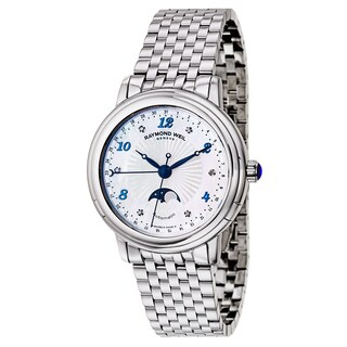 Raymond Weil Women's 2739-ST-05985 Stainless Steel Watch