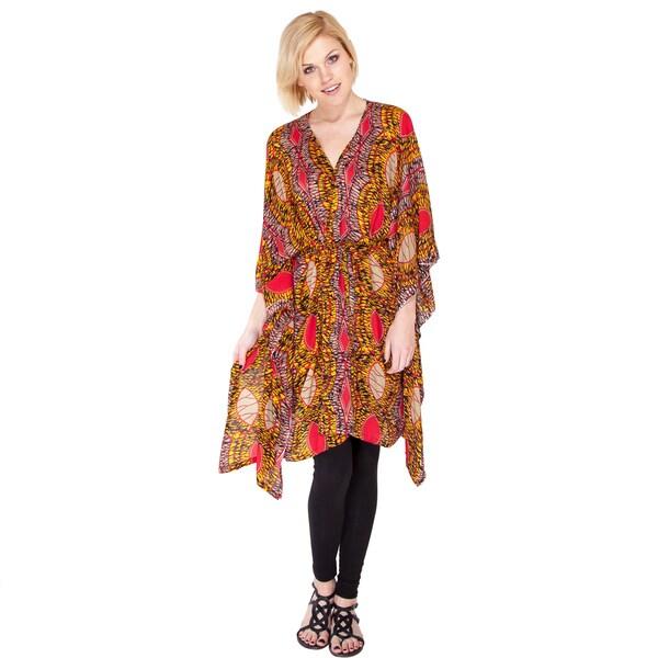 Summer Safari Kimono (Indonesia)