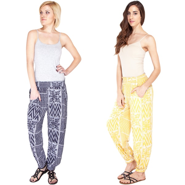 Santa Fe Summer Cropped Pant (Indonesia)