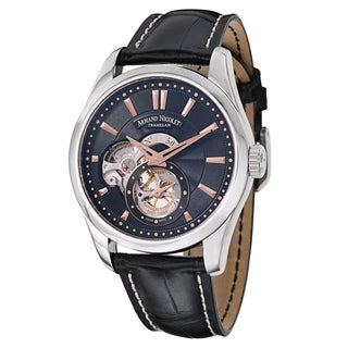 Armand Nicolet Men's A130AAA-NS-P713NR2 Leather Watch