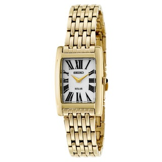 Seiko Women's SUP270 Stainless Steel Watch