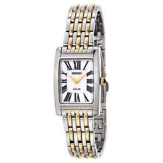 Seiko Women's SUP268 Stainless Steel Watch
