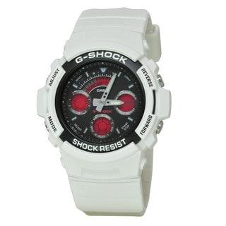 Casio Men's AW591SC-7A G-Shock Black Watch
