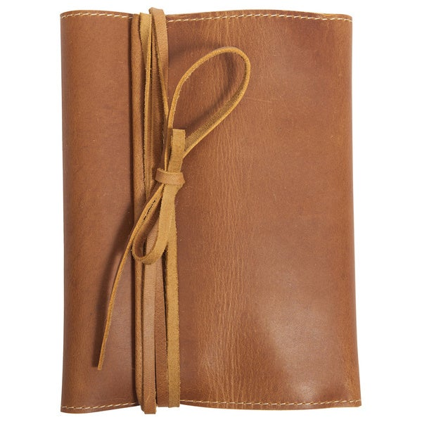 Canyon Outback Redwood Leather Journal