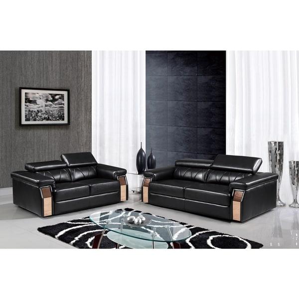 Sofa Blanche Black