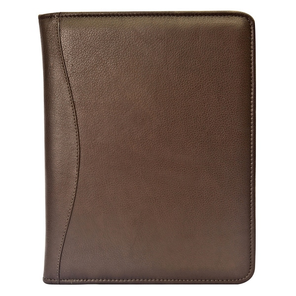 Canyon Outback Leather Red Rock Leather Meeting Folder