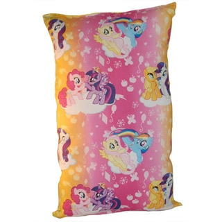 Lillowz My Little Pony Reversible Rectangular Throw Pillow