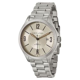 Hamilton Men's H76665125 Stainless Steel Watch